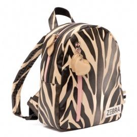Zebratrends Rugzak (S) - Zebra Pink