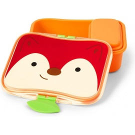 Skiphop Zoo Lunchbox - Vos