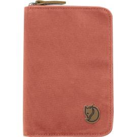 Fjallraven Passport Wallet Portemonnee - Dahlia