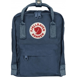Fjallraven Kanken Mini Rugzak 7 liter - Royal Blue-Goose Eye