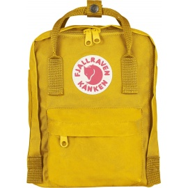 Fjallraven Kanken Mini Rugzak 7 liter - Warm Yellow