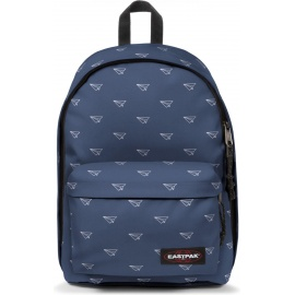 Eastpak Out Of Office Rugzak 14 inch laptopvak - Minigami Planes