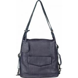BURKELY Just Jackie Backpack 2-Way Rugzak - Blauw