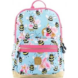 Pick & Pack Bee Backpack M sky blue