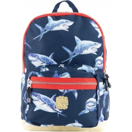 Pick & Pack Shark Backpack M navy