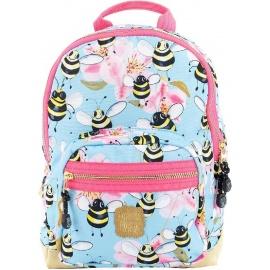 Pick & Pack Bee Backpack S sky blue