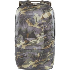 The North Face Back To The Future Rugzak Green Tropical Camo Print