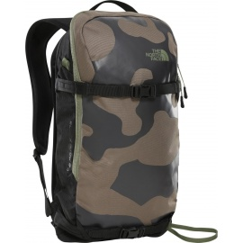 The North Face Slackpack 20 Unisex 0 - Weimaraner Brown Camo/TNF Black - OS